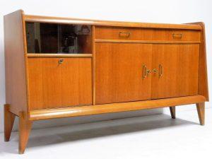 Buffet René Gabriel. Vintage. Design. Antiquités. galerie87