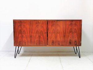 enfilade scandinave Carlo Jensen Poul Hundevad. Vintage. Design. Galerie87