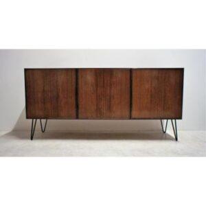 Enfilade scandinave Omann Jun. Design. Vintage. Midcentury. XXème. Galerie87.com