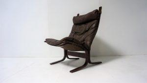 Fauteuil Siesta Ingmar Relling. Antiquités. Design. Vintage. Galerie87.com