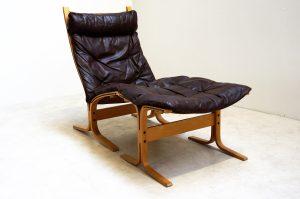 Siesta et ottoman Westnofa. Ingmar Relling. Design. Vintage. Antuiquités du XXème. Midcentury. www.galerie87.com