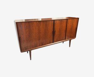 Omann Jun. enfilade. Vintage. scandinave. design du XXème. antiquités. Galerie87.com