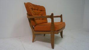 Fauteuil José, Guillerme et Chambron. Vintage. Design du XXème. Antiquités du XXème. www.galerie87.com