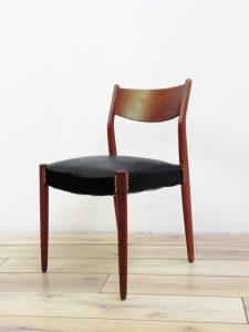 Chaises en teck. Antiquités. Design. Vintage. Scandinave. Galerie87
