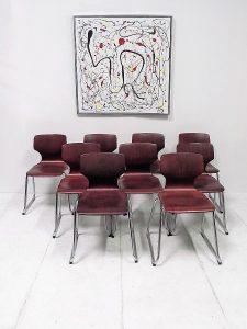 Chaises Flototto. Design du XXème. Antiquités. Vintage. www.galerie87.com