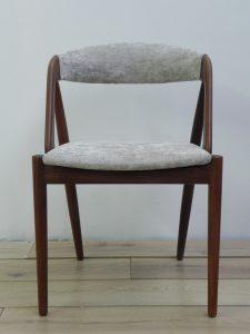 Chaises, Kai Kristiansen. Antiquités du XXème. Design du XXème. www.galerie87.com