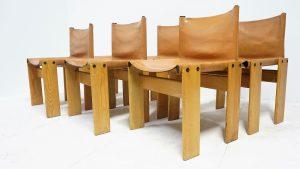 Chaises. Vintage. Chapo. design du XXème. Antiquités du XXème. Galerie87.com