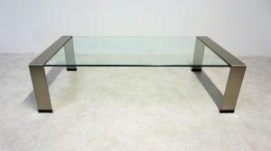 Table basse design. Vintage. Antiquités du XXème. Galerie87.com