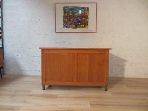 Bureau de surveillant, Jean Prouvé. Antiquités du XXème. Design du XXème. www.galerie87.com